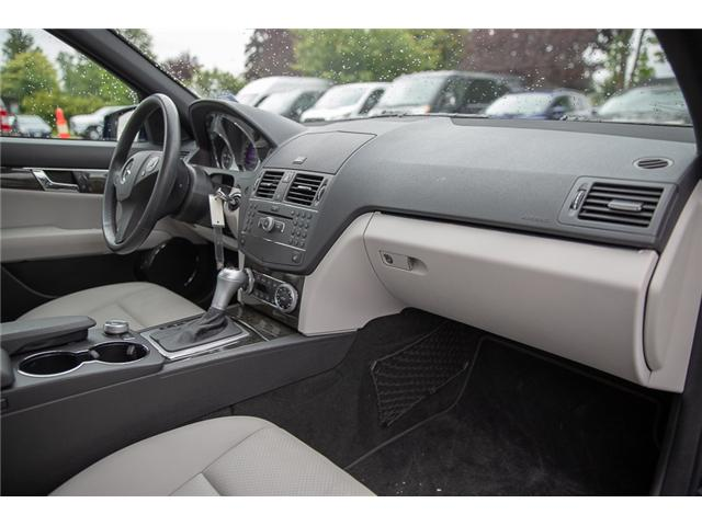 2010 Mercedes-Benz C-Class Base (Stk: P4672) in Vancouver - Image 21 of 29