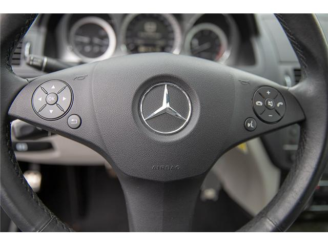 2010 Mercedes-Benz C-Class Base (Stk: P4672) in Vancouver - Image 24 of 29