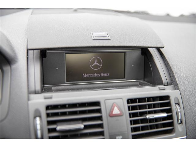 2010 Mercedes-Benz C-Class Base (Stk: P4672) in Vancouver - Image 25 of 29