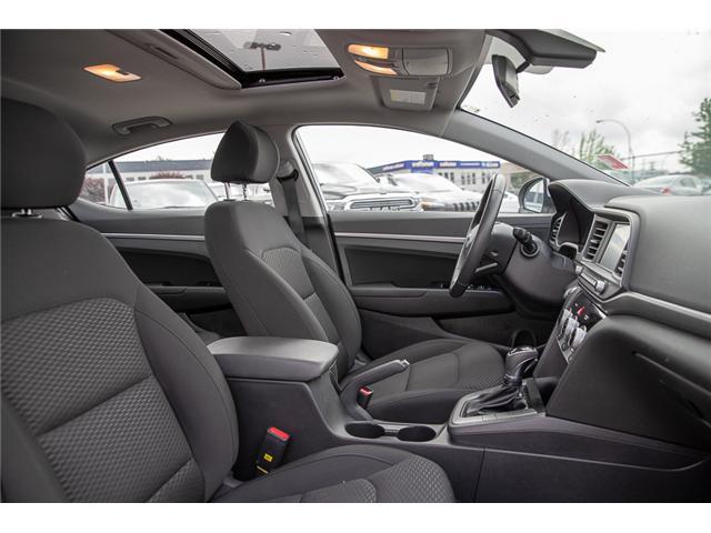 2019 Hyundai Elantra Luxury (Stk: EE908870) in Surrey - Image 16 of 27