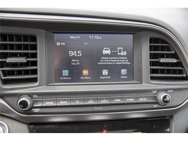 2019 Hyundai Elantra Luxury (Stk: EE908870) in Surrey - Image 20 of 27