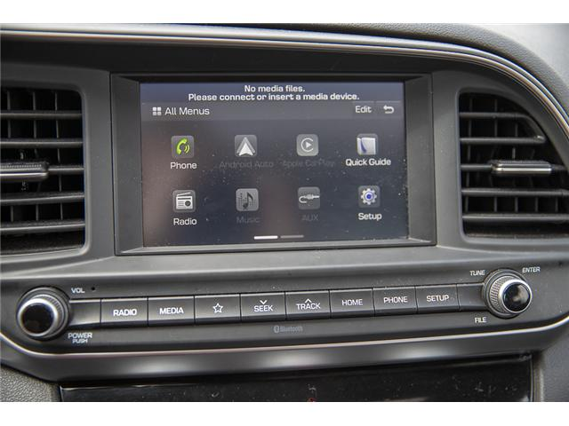 2019 Hyundai Elantra Luxury (Stk: EE908870) in Surrey - Image 22 of 27