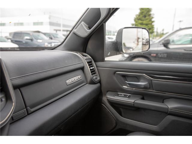 2019 RAM 1500 Sport (Stk: EE902320) in Surrey - Image 28 of 29