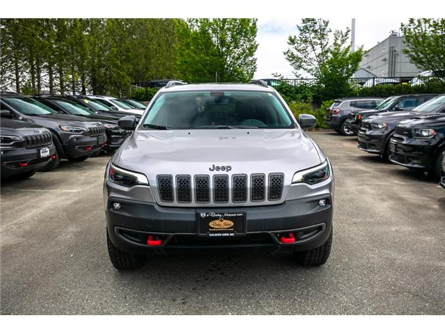 2019 Jeep Cherokee Trailhawk (Stk: K274458) in Abbotsford - Image 2 of 25