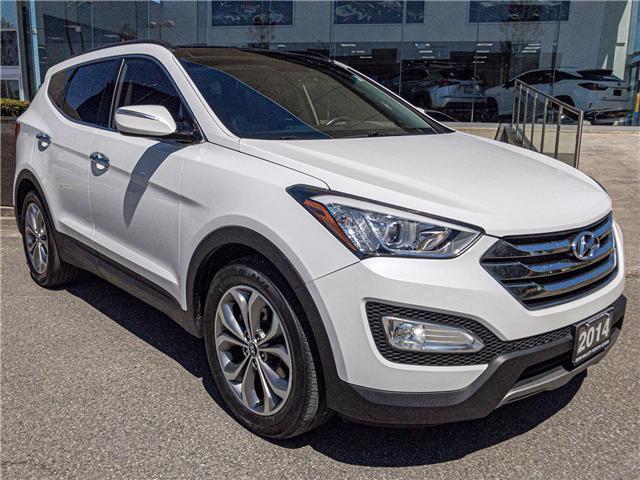2014 Hyundai Santa Fe Sport 2.0T Premium (Stk: 27971A) in Markham - Image 1 of 25