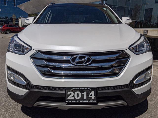 2014 Hyundai Santa Fe Sport 2.0T Premium (Stk: 27971A) in Markham - Image 2 of 25
