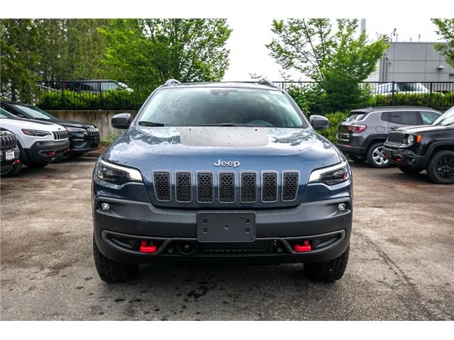 2019 Jeep Cherokee Trailhawk (Stk: K430546) in Abbotsford - Image 2 of 26