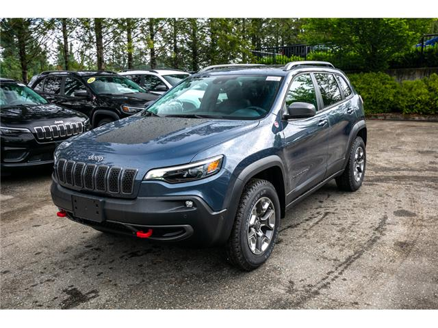 2019 Jeep Cherokee Trailhawk (Stk: K430546) in Abbotsford - Image 3 of 26