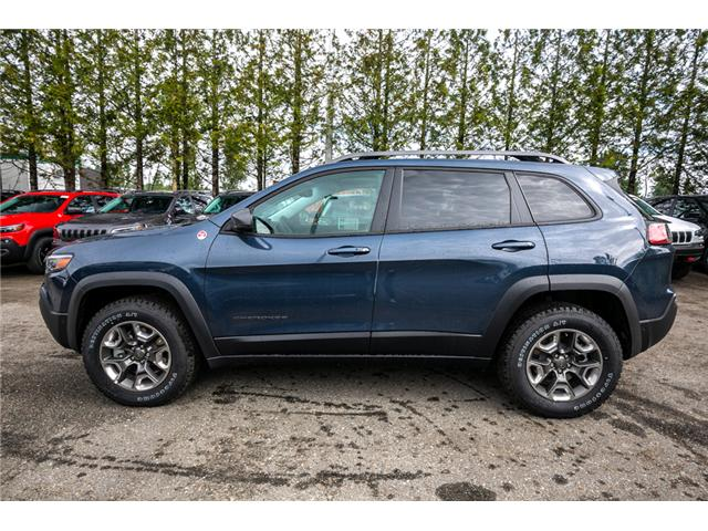 2019 Jeep Cherokee Trailhawk (Stk: K430546) in Abbotsford - Image 4 of 26