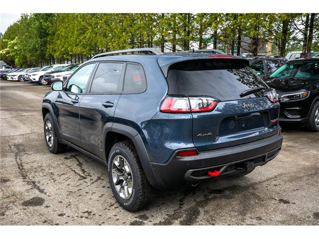 2019 Jeep Cherokee Trailhawk (Stk: K430546) in Abbotsford - Image 5 of 26
