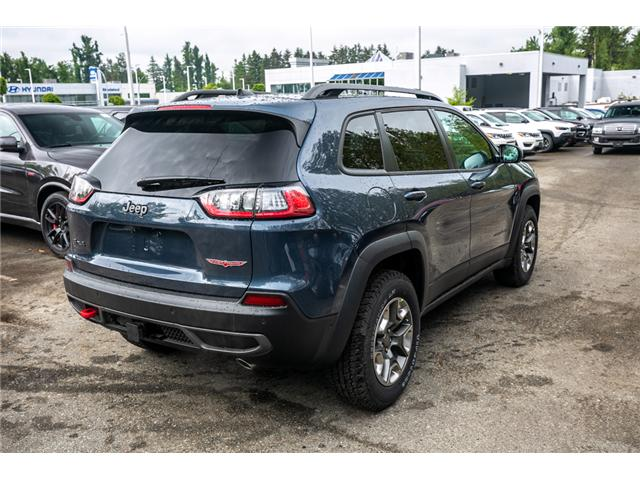 2019 Jeep Cherokee Trailhawk (Stk: K430546) in Abbotsford - Image 7 of 26