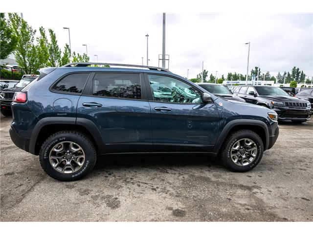 2019 Jeep Cherokee Trailhawk (Stk: K430546) in Abbotsford - Image 8 of 26