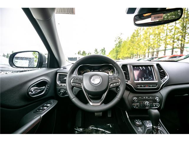 2019 Jeep Cherokee Trailhawk (Stk: K430546) in Abbotsford - Image 19 of 26
