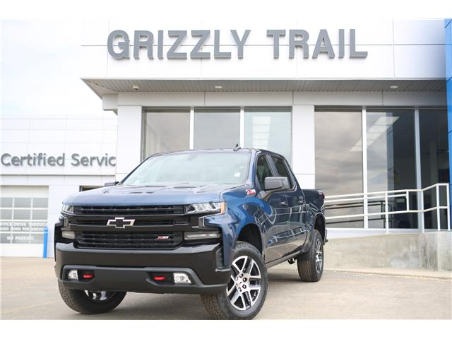 2019 Chevrolet Silverado 1500 LT Trail Boss (Stk: 57243) in Barrhead - Image 1 of 33