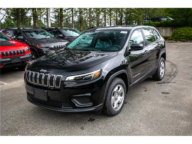 2019 Jeep Cherokee Sport (Stk: K444595) in Abbotsford - Image 3 of 23