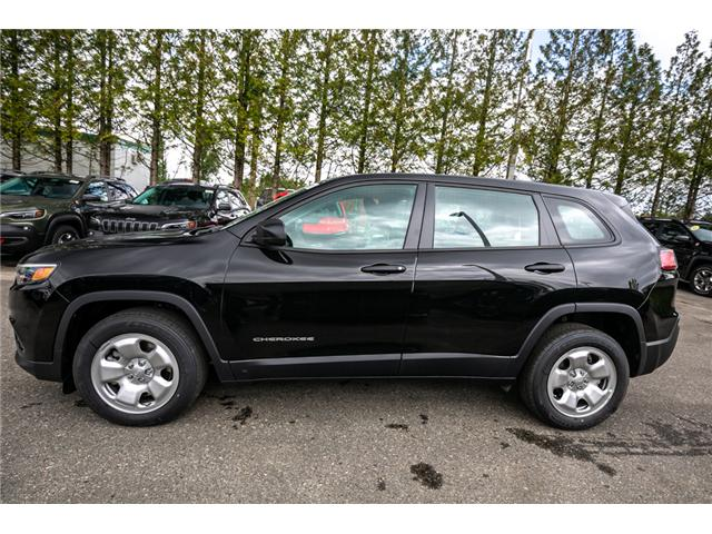 2019 Jeep Cherokee Sport (Stk: K444595) in Abbotsford - Image 4 of 23