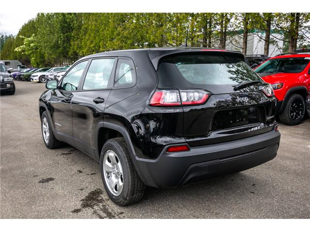 2019 Jeep Cherokee Sport (Stk: K444595) in Abbotsford - Image 5 of 23