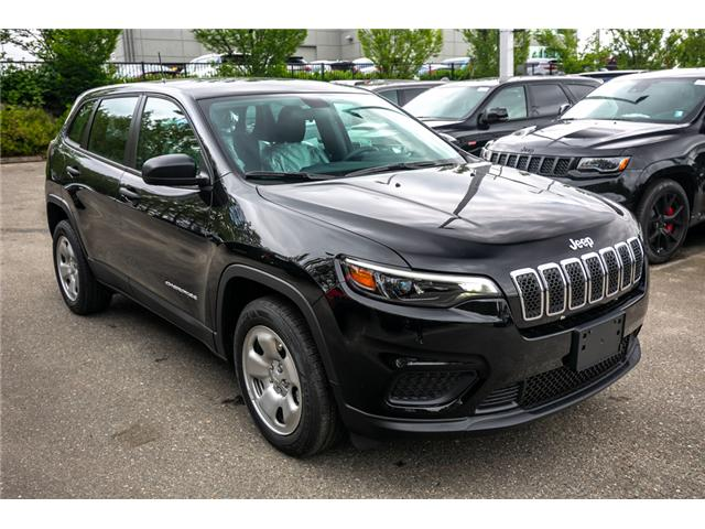 2019 Jeep Cherokee Sport (Stk: K444595) in Abbotsford - Image 9 of 23