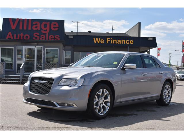 2017 Chrysler 300 C Platinum (Stk: p36607) in Saskatoon - Image 1 of 27