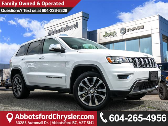 2018 Jeep Grand Cherokee Limited (Stk: AB0853) in Abbotsford - Image 1 of 25