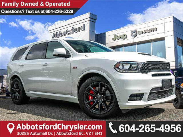2018 Dodge Durango SRT (Stk: AB0856) in Abbotsford - Image 1 of 27