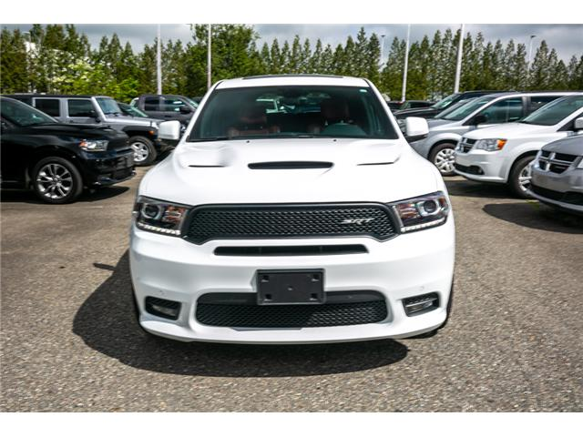 2018 Dodge Durango SRT (Stk: AB0856) in Abbotsford - Image 2 of 27