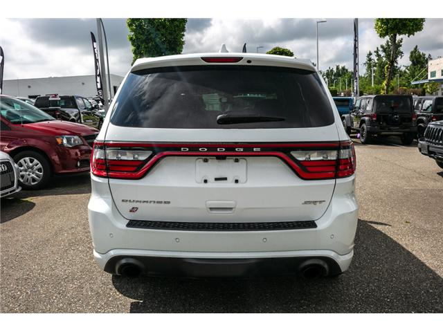 2018 Dodge Durango SRT (Stk: AB0856) in Abbotsford - Image 6 of 27