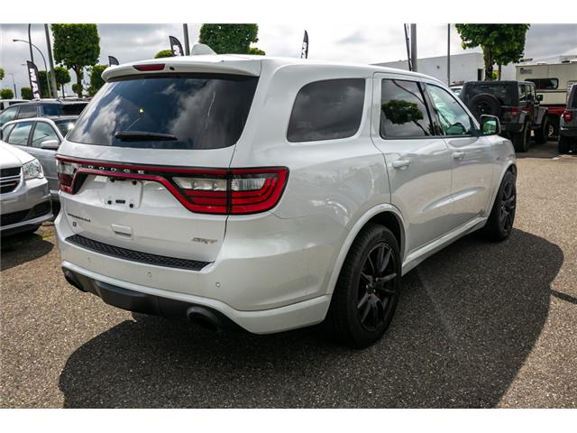 2018 Dodge Durango SRT (Stk: AB0856) in Abbotsford - Image 7 of 27