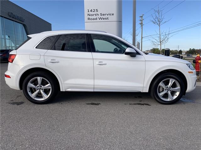2018 Audi Q5 2.0T Progressiv (Stk: L8605) in Oakville - Image 2 of 21