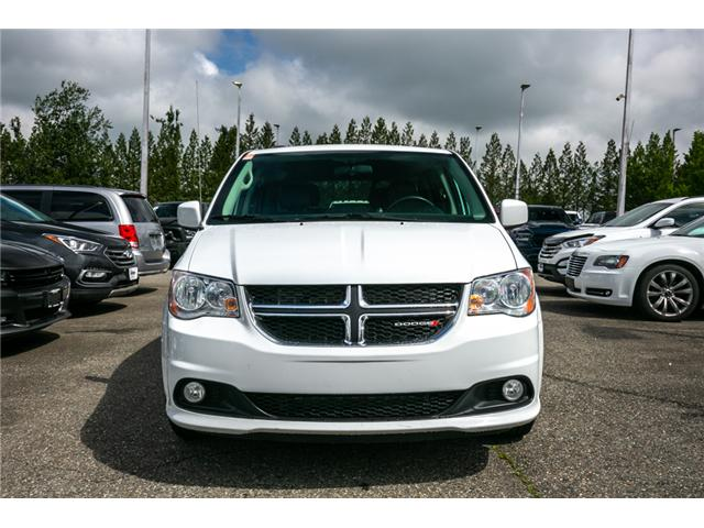 2018 Dodge Grand Caravan Crew (Stk: AB0859) in Abbotsford - Image 2 of 25