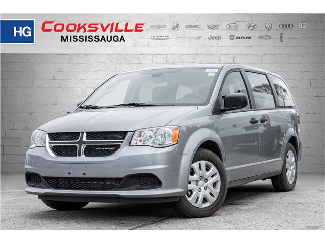2019 Dodge Grand Caravan CVP/SXT (Stk: KR672868) in Mississauga - Image 1 of 19