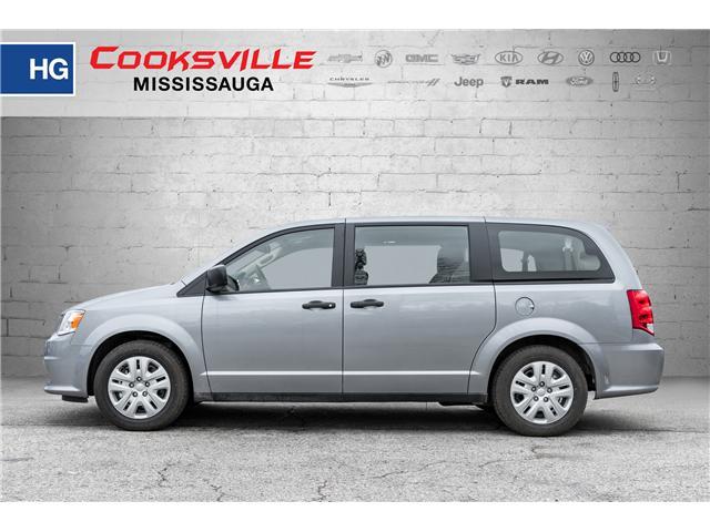 2019 Dodge Grand Caravan CVP/SXT (Stk: KR649821) in Mississauga - Image 3 of 19