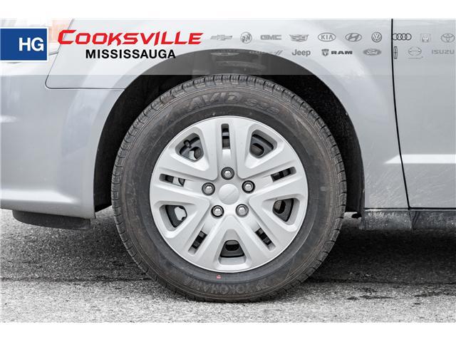 2019 Dodge Grand Caravan CVP/SXT (Stk: KR649821) in Mississauga - Image 4 of 19