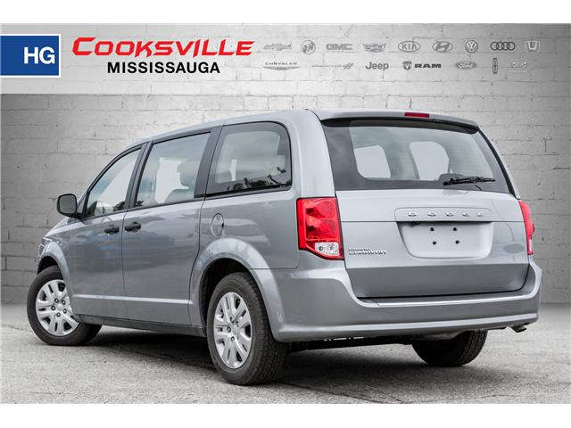 2019 Dodge Grand Caravan CVP/SXT (Stk: KR672870) in Mississauga - Image 5 of 19