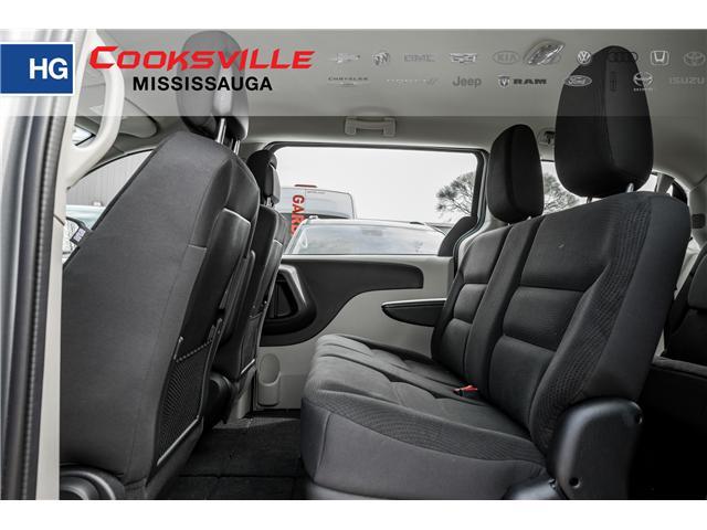 2019 Dodge Grand Caravan CVP/SXT (Stk: KR649821) in Mississauga - Image 16 of 19