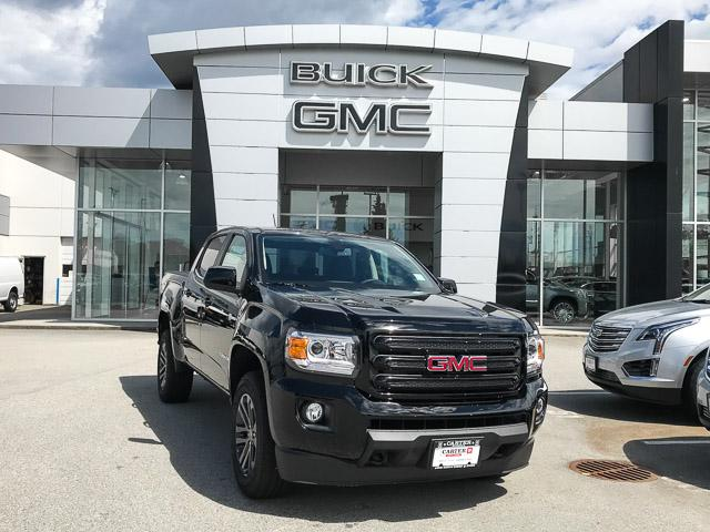 2019 GMC Canyon SLE (Stk: 9CN26140) in North Vancouver - Image 2 of 13
