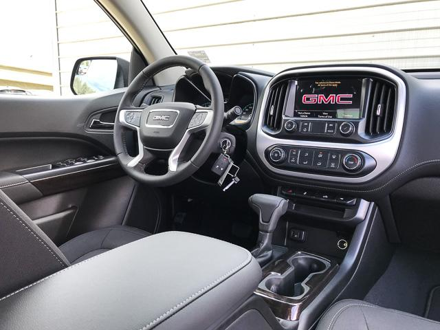 2019 GMC Canyon SLE (Stk: 9CN26140) in North Vancouver - Image 4 of 13