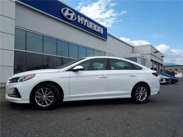 2018 Hyundai Sonata GL (Stk: H84-6518A) in Chilliwack - Image 1 of 11