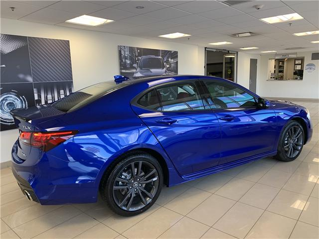 2020 Acura TLX Tech A-Spec w/Red Leather (Stk: TX12686) in Toronto - Image 2 of 10