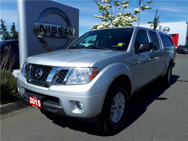 2015 Nissan Frontier SV (Stk: 9P9145A) in Courtenay - Image 1 of 9