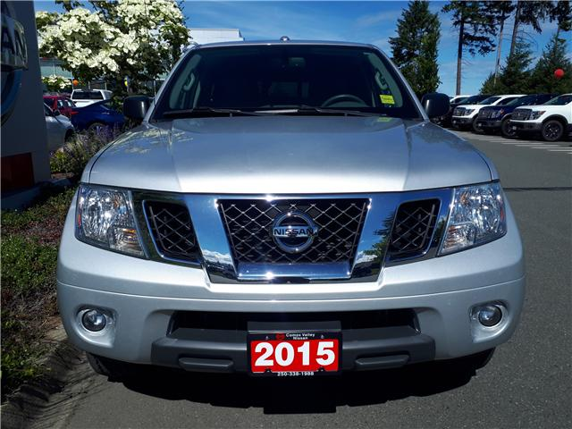 2015 Nissan Frontier SV (Stk: 9P9145A) in Courtenay - Image 2 of 9