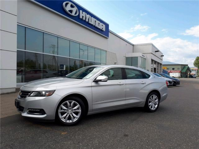 2018 Chevrolet Impala 1LT (Stk: H19-0074P) in Chilliwack - Image 1 of 12
