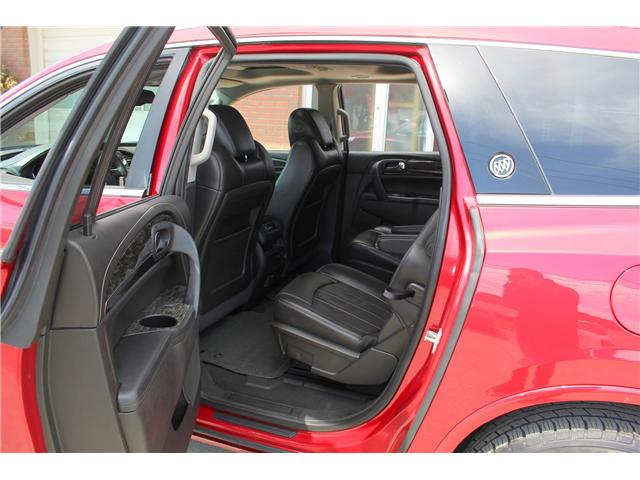 2014 Buick Enclave Leather (Stk: 184901) in Saskatoon - Image 15 of 28
