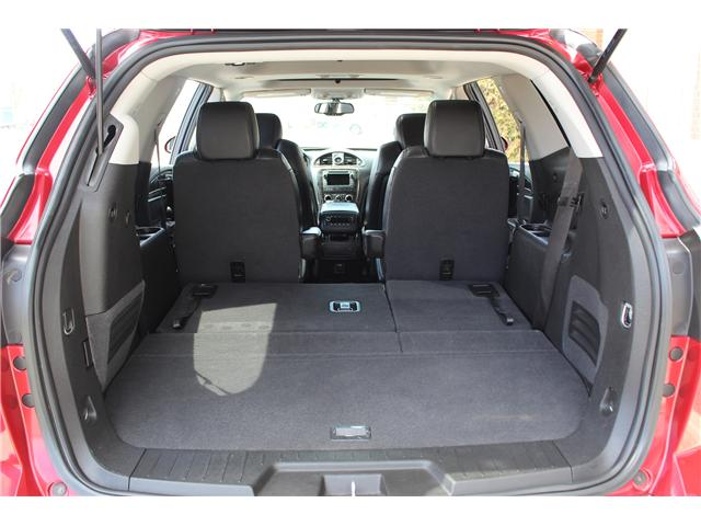 2014 Buick Enclave Leather (Stk: 184901) in Saskatoon - Image 20 of 28