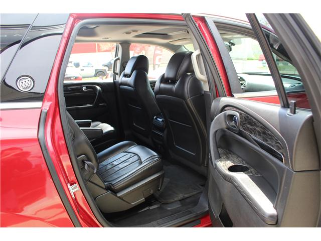 2014 Buick Enclave Leather (Stk: 184901) in Saskatoon - Image 21 of 28