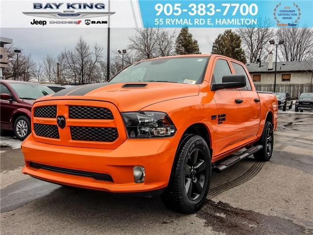 2019 RAM 1500 Classic ST (Stk: 197151) in Hamilton - Image 1 of 23