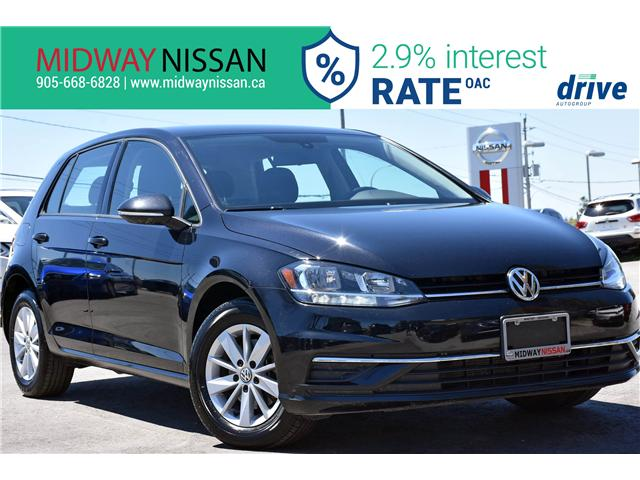 2018 Volkswagen Golf 1.8 TSI Comfortline (Stk: U1702R) in Whitby - Image 1 of 30