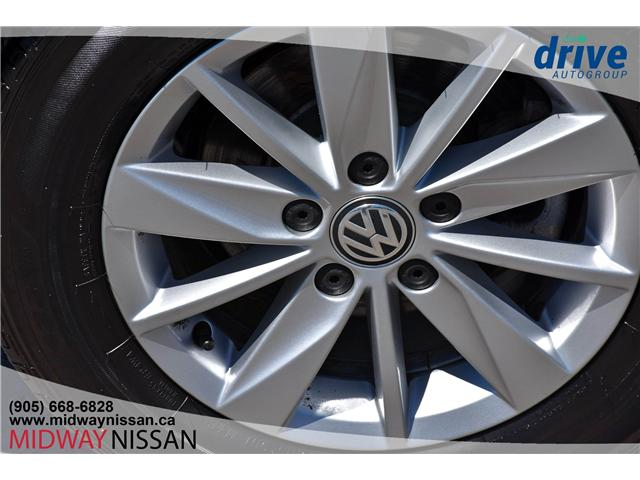 2018 Volkswagen Golf 1.8 TSI Comfortline (Stk: U1702R) in Whitby - Image 14 of 30