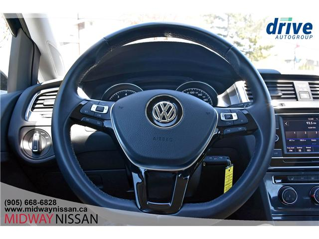 2018 Volkswagen Golf 1.8 TSI Comfortline (Stk: U1702R) in Whitby - Image 21 of 30