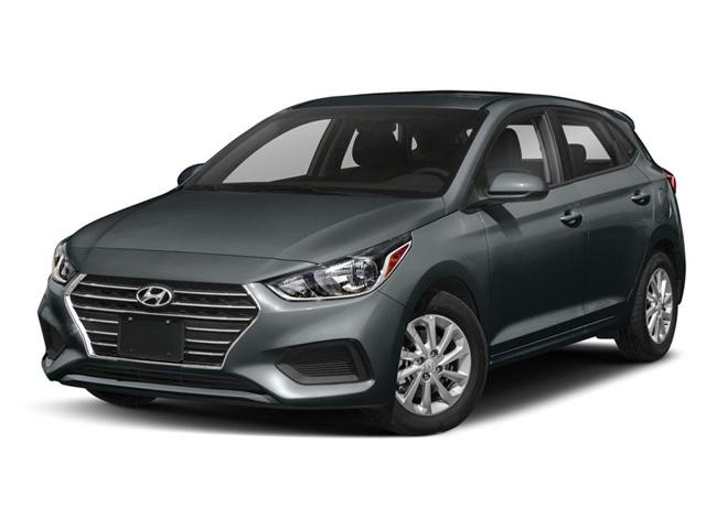 2019 Hyundai Accent Preferred (Stk: 16110) in Thunder Bay - Image 1 of 9